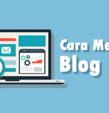 Cara Membuat Blog Sederhana
